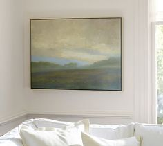 View From Ardestie Giclee Canvas | Pottery Barn
