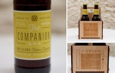 the companion ale - sputnik. love everything about this.