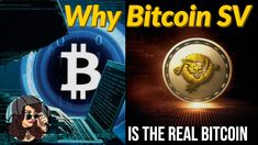 Why Bitcoin SV is the real Bitcoin Blockchain, Investing, Platform, Country, Youtube, Rural Area, Heel, Country Music, Wedge