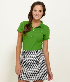 Ideas for looking chic in my school polo.