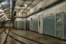 Underground bunker from cold war Stock Photos , Underground Bunker, Home Defense, Urban Exploration, Cold War, Cool Photos, Amazing Photos, Concrete, Places To Visit, Stock Photos