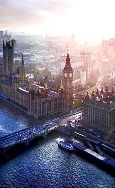 The United Kingdom is known as the top destination for students to study abroad. Almost 12% of students study in The UK. This photo is of London, England, perhaps one of the most popular choices for students who wish to learn in English and learn about the historic city.  (Caption by Lizzy Wagner)