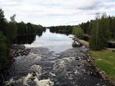 Karvion kanava, Heinävesi, Pohjois-Karjala, 2014