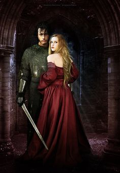 Guinevere's Temptation by Georgina-Gibson on deviantART
