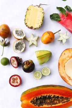 Tropical fruits #Mexico #spring
