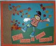 Fall into a good book-Fall Season