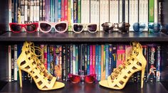 """""""I like to read a lot. I read the Internet a lot for work but for fun I love good fiction. I also dance. I dance all the time.""""  http://www.thecoveteur.com/danielle-prescod/"""
