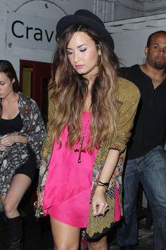 Style Chameleon: Demi Lovato