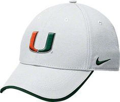 Miami Hurricanes Apparel d2a906c757c