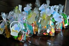 Favors at an Easter Party #easter #partyfavors