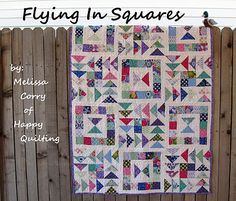 Flying in Squares