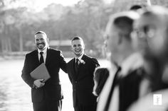 One of my favorite shots of the grooms reaction to seeing his bride for the first time walk down the aisle.   #groom #groomsreaction #firstlook #wedding #weddingphotography #destinationwedding #floridaweddingphotographer #odessaweddingphotographer