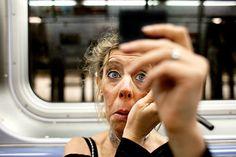 The Subway Beauty Salon - Jeff Mermelstein