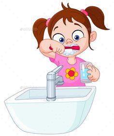 Don't let your child relax on their dental hygiene routine this summer. It's important that children maintain their normal routine to keep teeth healthy and clean. Oral Health, Dental Health, Body Preschool, Local Dentist, How To Prevent Cavities, Best Oral, Teeth Care, Oral Hygiene, Cat Drawing