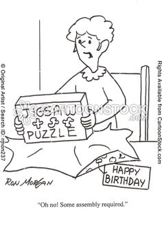 jigsaw puzzle cartoons - Google Search