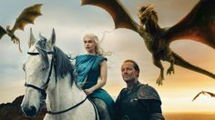 Mother of dragons/ game of thrones