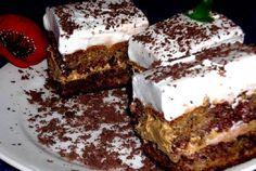 Cappuccino szelet, annyira finom, hogy ezt a receptet mindenki elkéri majd tőled! - Bidista.com - A TippLista!