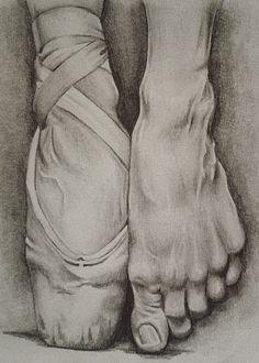 Working feet