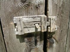 primitive wood door latches - Google zoeken