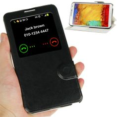 Samsung Note 3 Call Display ID case, cover, hoes