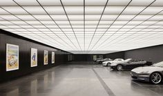 Wayne Residence includes underground batman-inspired carpark