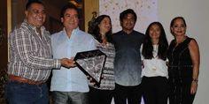 Asiste Arturo Dávalos a la entrega del reconocimiento Five Diamond al hotel Mousai