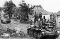 Panzer Ii, Ww2 Pictures, Ww2 Photos, Armoured Personnel Carrier, Model Tanks, Ww2 Tanks, World Of Tanks, Armored Vehicles, World War Two