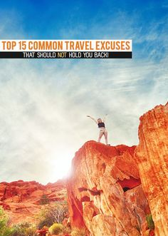 There should be no excuses when it comes to travel. It is VERY possible and achievable. Here's why! | via http://iAmAileen.com/top-15-common-travel-excuses-not-hold-back/ #travel #life