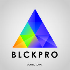 day 1 #yahyadaily triangle mozaik logo for @blackproject_ the creative entrepreneur :D