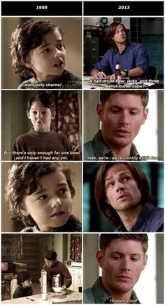 Dean is the best big brother ever. If anyone says differently then they don't have a sibling.