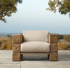 Aspen Lounge Chair | Aspen | Restoration Hardware