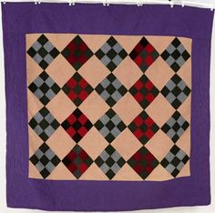 amish quilts | Amish Quilt donated by Stella Rubin