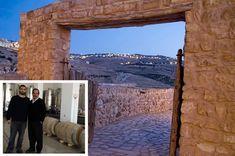 Palestina: Una familia cristiana se lanza a la producción de vino - Aleteia