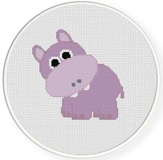 Hey, I found this really awesome Etsy listing at https://www.etsy.com/listing/179422626/instant-download-stitch-hippo-pdf-cross