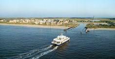 Bald Head Island Ferry | Bald Head Island Ferry, North Carolina
