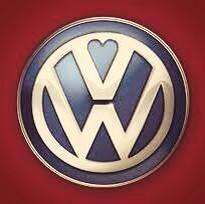 Volkswagen love/logo