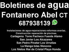 https://plus.google.com/113075643771669819578/posts http://www.pinterest.com/AbelReformas/fontanero-en-san-pedro-del-pinatar-687938139/ http://abelct.blogspot.es/1408434017/fontanero-en-san-javier-687938139-whatsapp-la-manga/ http://abelct.blogspot.es/1408028614/fontanero-en-la-manga-687938139-whatsapp-san-javier/ Instalaciones de agua, reparaciones, reformas, averías Construcción reparación de piscinas. Presupuestos sin compromiso llamando al 687938139 whatsapp