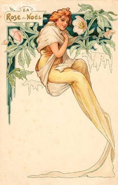 Vintage Flower Girls - Alphonse Mucha  https://www.artexperiencenyc.com/social_login/?utm_source=pinterest_medium=pins_content=pinterest_pins_campaign=pinterest_initial