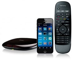 Logitech Harmony Smart Control All In One Remote with Hub & Smartphone App Black - Affiliate Disclosure: We may earn commissions from purchases made through links in this post High Definition, Harmony Hub, Christmas Gift For Dad, Apps, Video Home, Sprinkler, Logitech, Smart Tv, Gifts For Dad