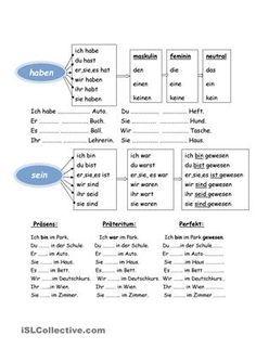 Deklination Deutsch – Artikel, Artikelwörter, Pronomen, Adjektive ...