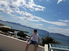 ☀️☀️✨✨#Island #Greece #Beach #Travel #Happy #Beautiful #smile #fun #summer #igers #amazing #pretty #me #sun #cool #instacool #funny #nature #Beauty #nice