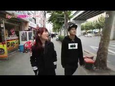 [ENG SUB] 141116 Roommate Season 2 Ep 8 Youngji (kara) & Jackson (GOT7) ...
