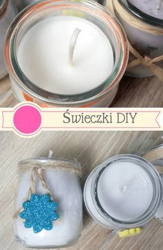 Świeczki DIY ze stearyny - domowe tworzenie z dzieckiem