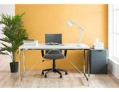 ENCORE - Desk 53'' - White