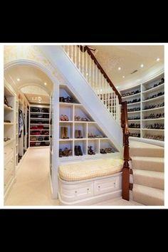 Tener un closet así