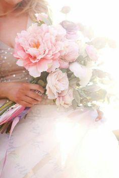 Beautiful lush bouquet. Kay English photography