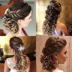 Discover penteadossonialopes's Instagram *SÃO PAULO/SP* Nossa próxima turma em SP: Dias 30 e 31 de Outubro/2017 ✨✨ - Mais informações: www.penteadossonialopes.com.br E-mail: contato@penteadossonialopes.com.br (11) 2304-1911 ou (11) 95048-4755 WhatsApp #PenteadosSoniaLopes ✨ . . . #sonialopes #cabelo #penteado #noiva #noivas #casamento #hair #hairstyle #weddinghair #wedding #inspiration #instabeauty #penteados #novia #inspiração #cabeleireiros #lovehair #videohair #curl #curls…