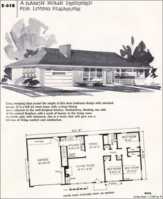 The Best 50s Ranch House Design So Far A Retro