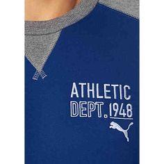 Puma STYLE ATHLETIC CREW SWEAT Sweatshirt