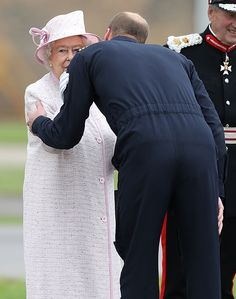 Prince William nearly missed the Queen's visit after he was called out on an emergency